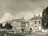 1920-er jaren zicht Sancta Maria vanaf kerkhofzijde